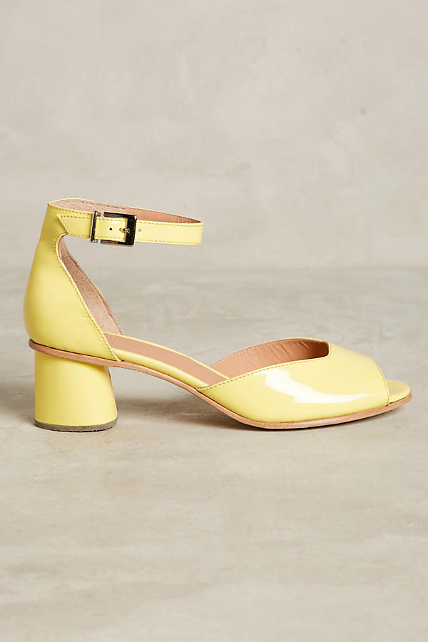Slide View: 2: Rachel Comey Bodie Block Heel Sandals