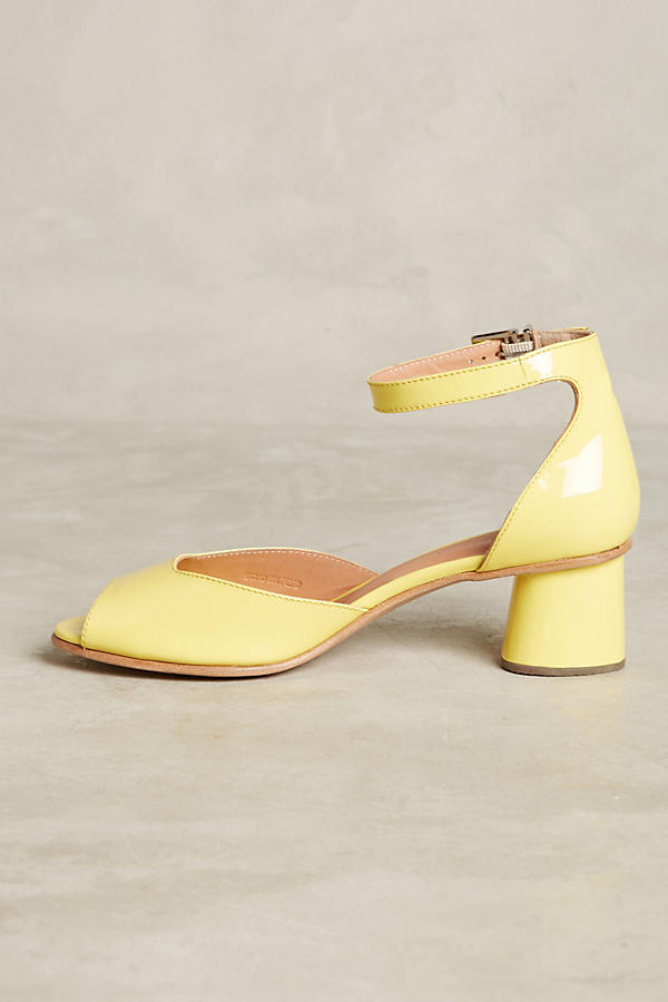 Slide View: 3: Rachel Comey Bodie Block Heel Sandals