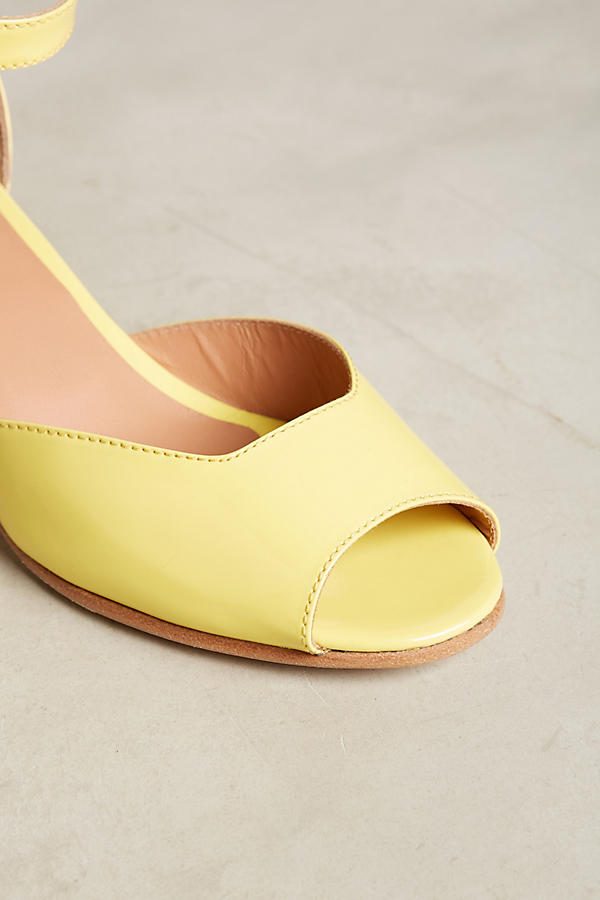 Slide View: 4: Rachel Comey Bodie Block Heel Sandals