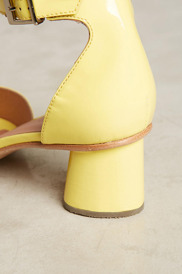 Slide View: 5: Rachel Comey Bodie Block Heel Sandals