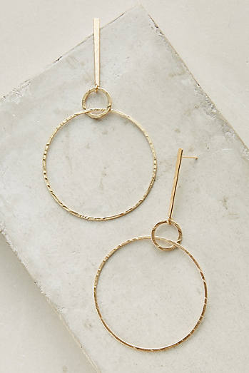 Lula Double Hoop Earrings