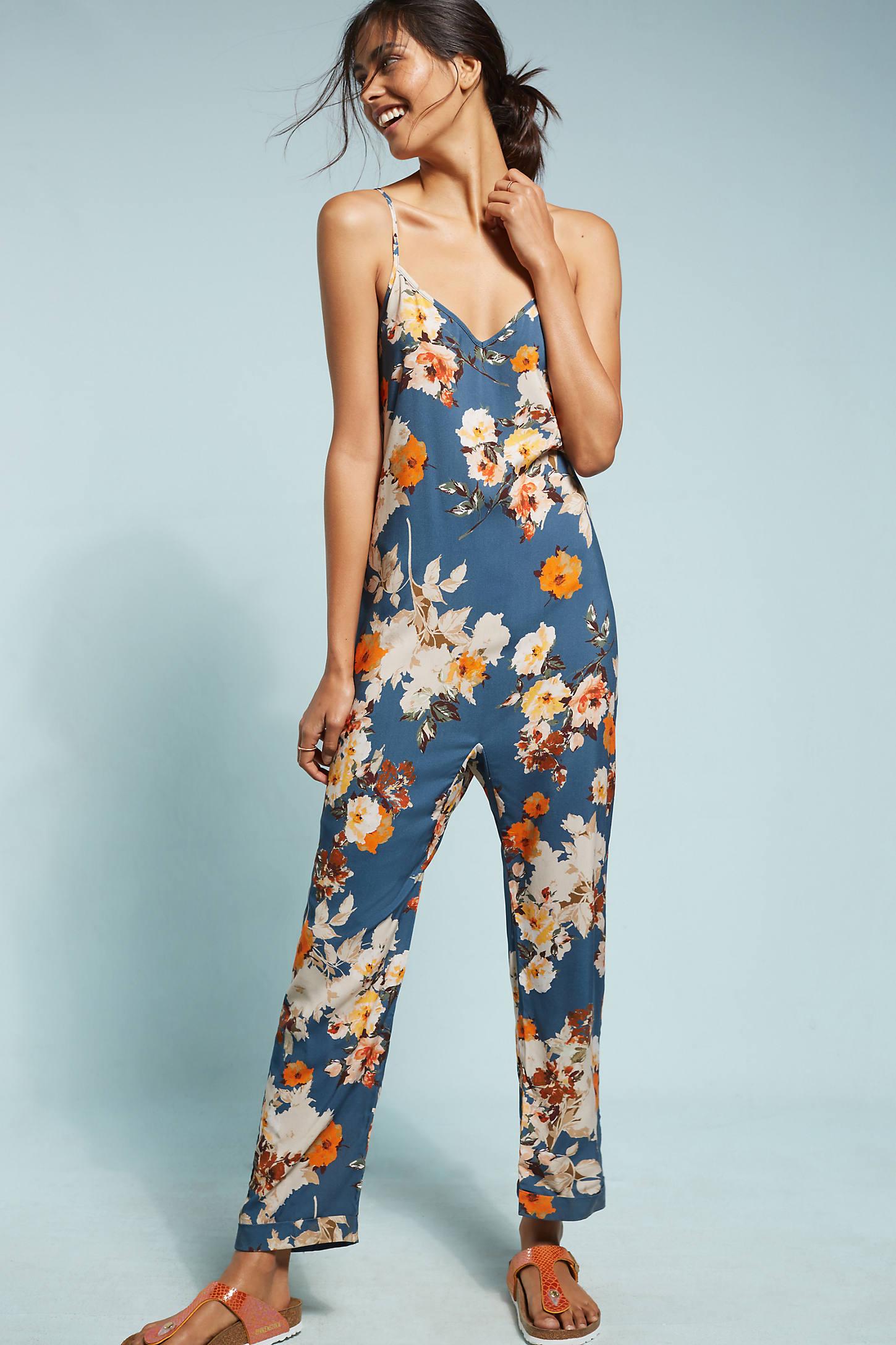 Lenny Floral Jumpsuit