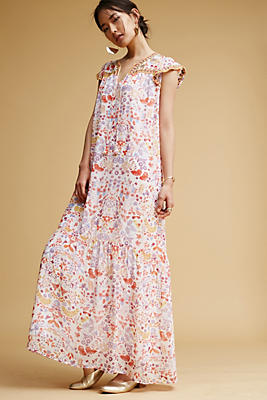 Slide View: 1: Samsa Maxi Dress