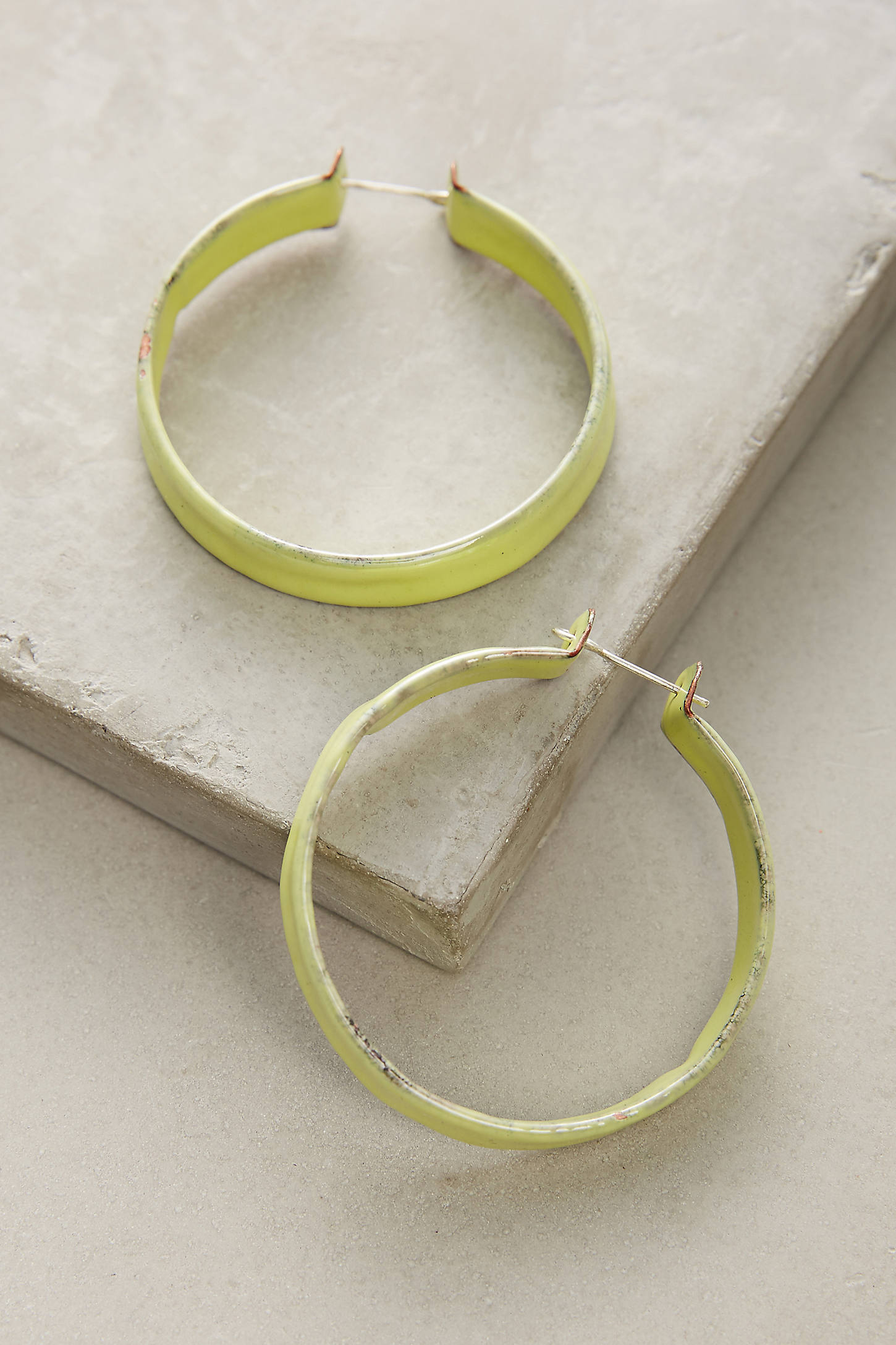 Mellow Hoop Earrings