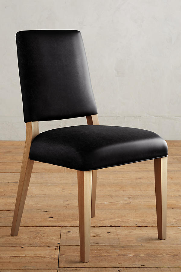 Slide View: 1: Premium Leather Farwood Chair