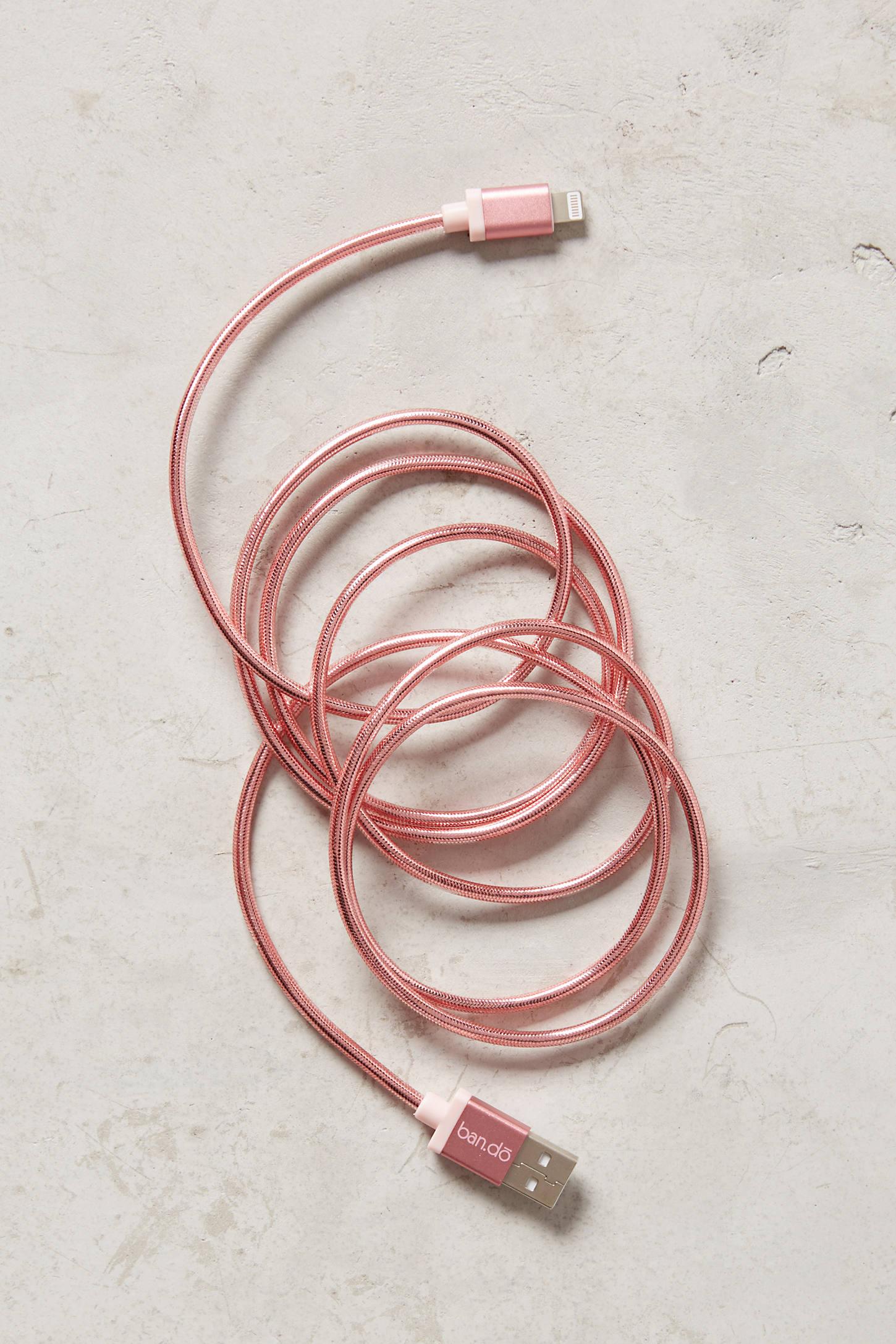 ban. do Lightning iPhone Charging Cord