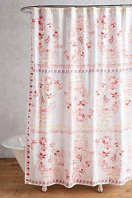 Slide View: 1: Tali Shower Curtain
