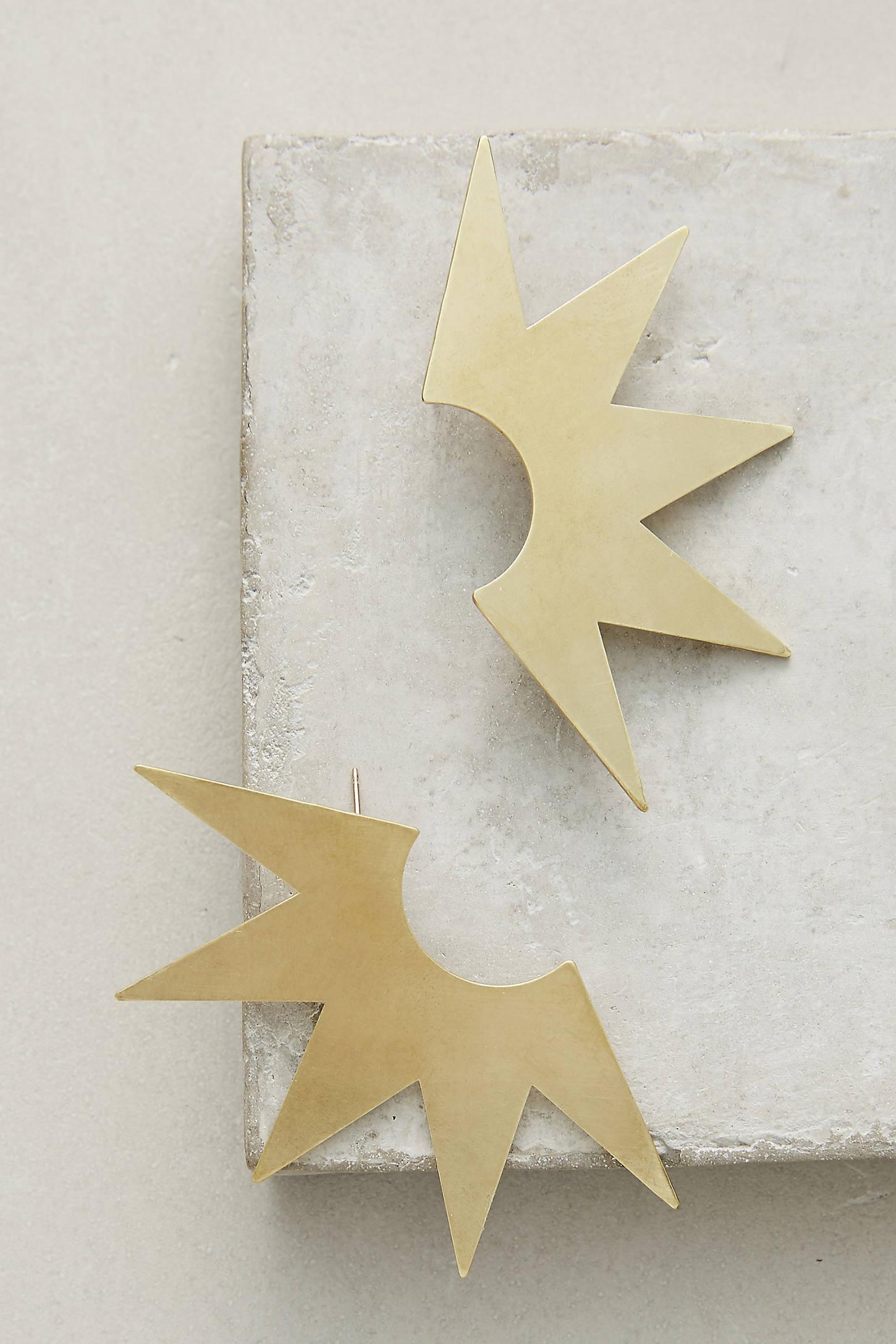 Selene Post Earrings