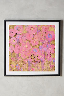 Slide View: 1: Roses Wall Art