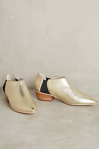 Intentionally Blank City Chelsea Boots