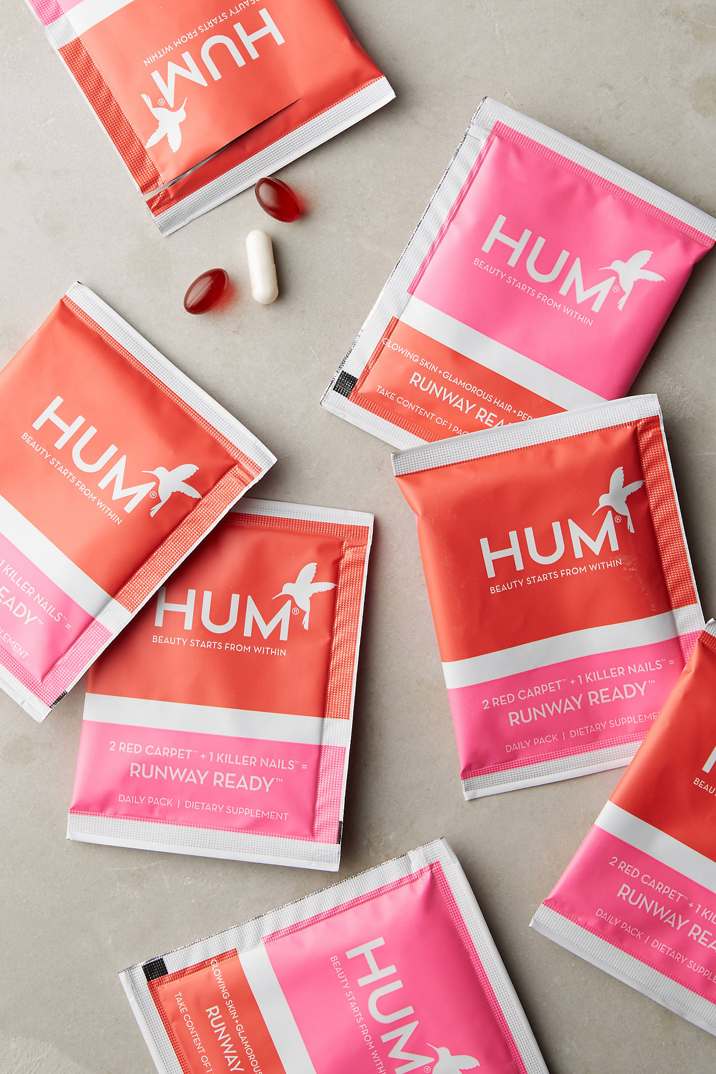 Hum Nutrition Runway Ready Supplements
