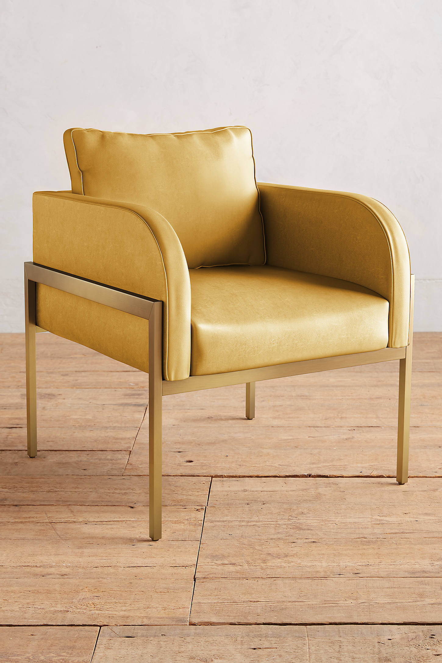 Premium Leather Ardmore Chair