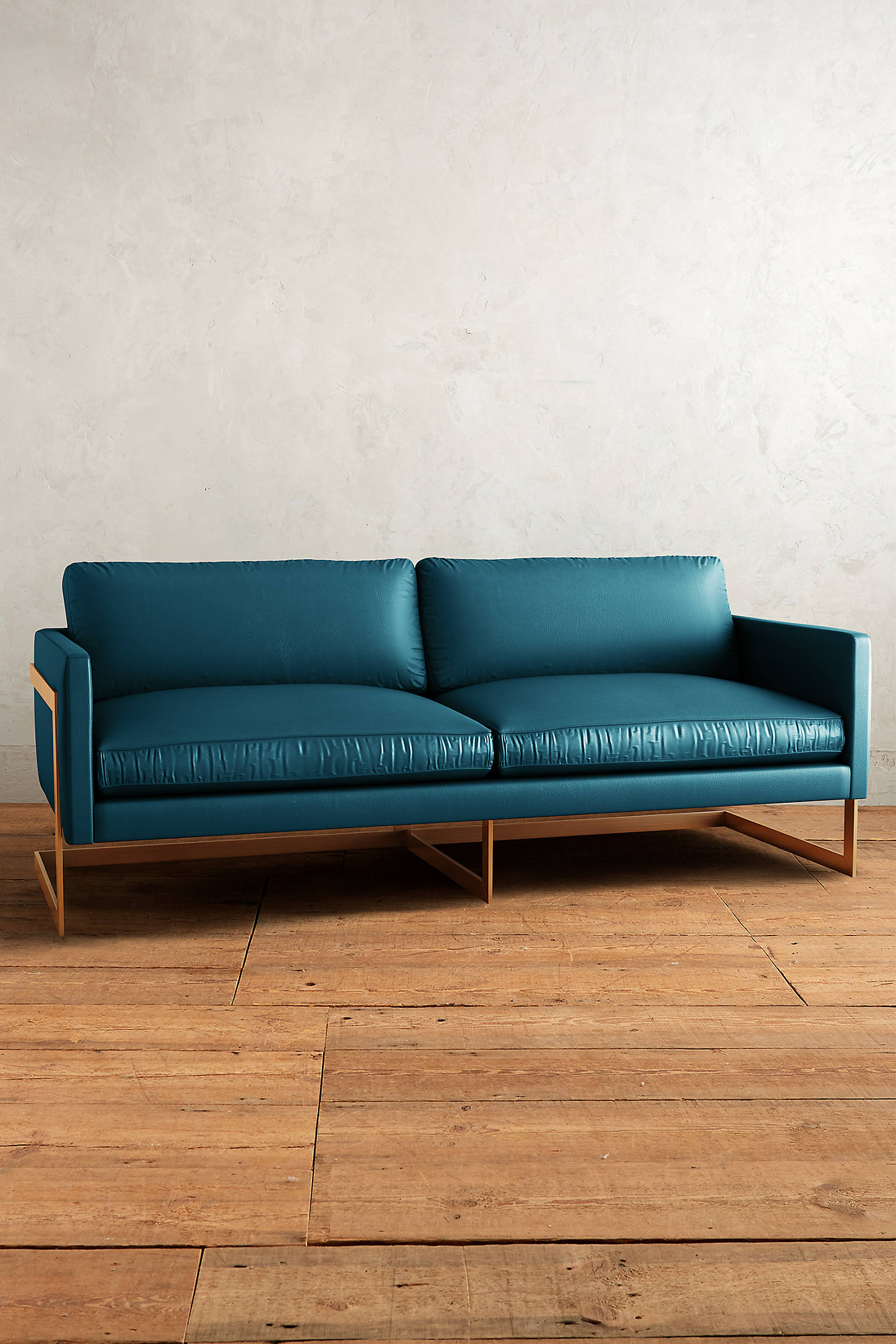 Premium Leather Meredith Sofa