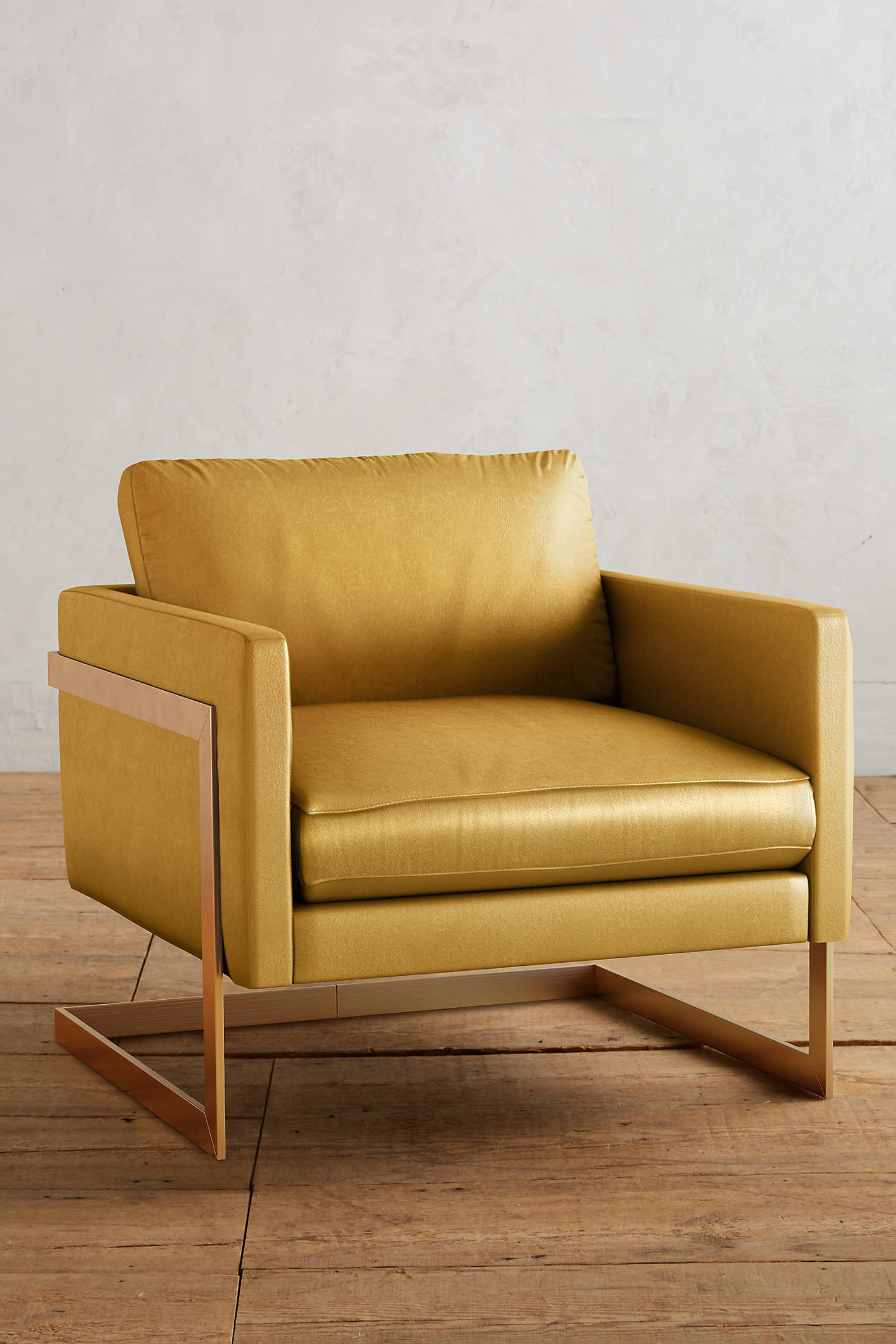 Premium Leather Meredith Chair