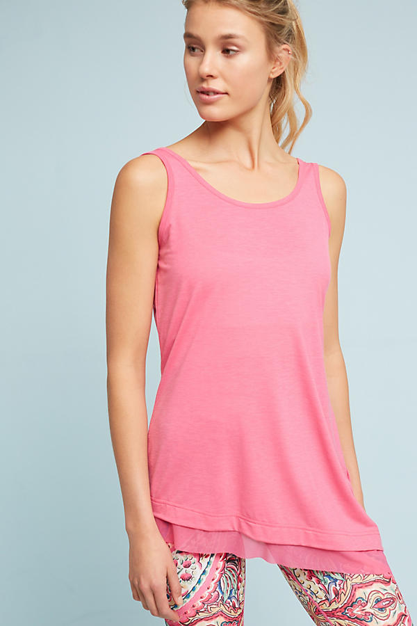 Slide View: 1: Rossa Tie-Back Tank Top