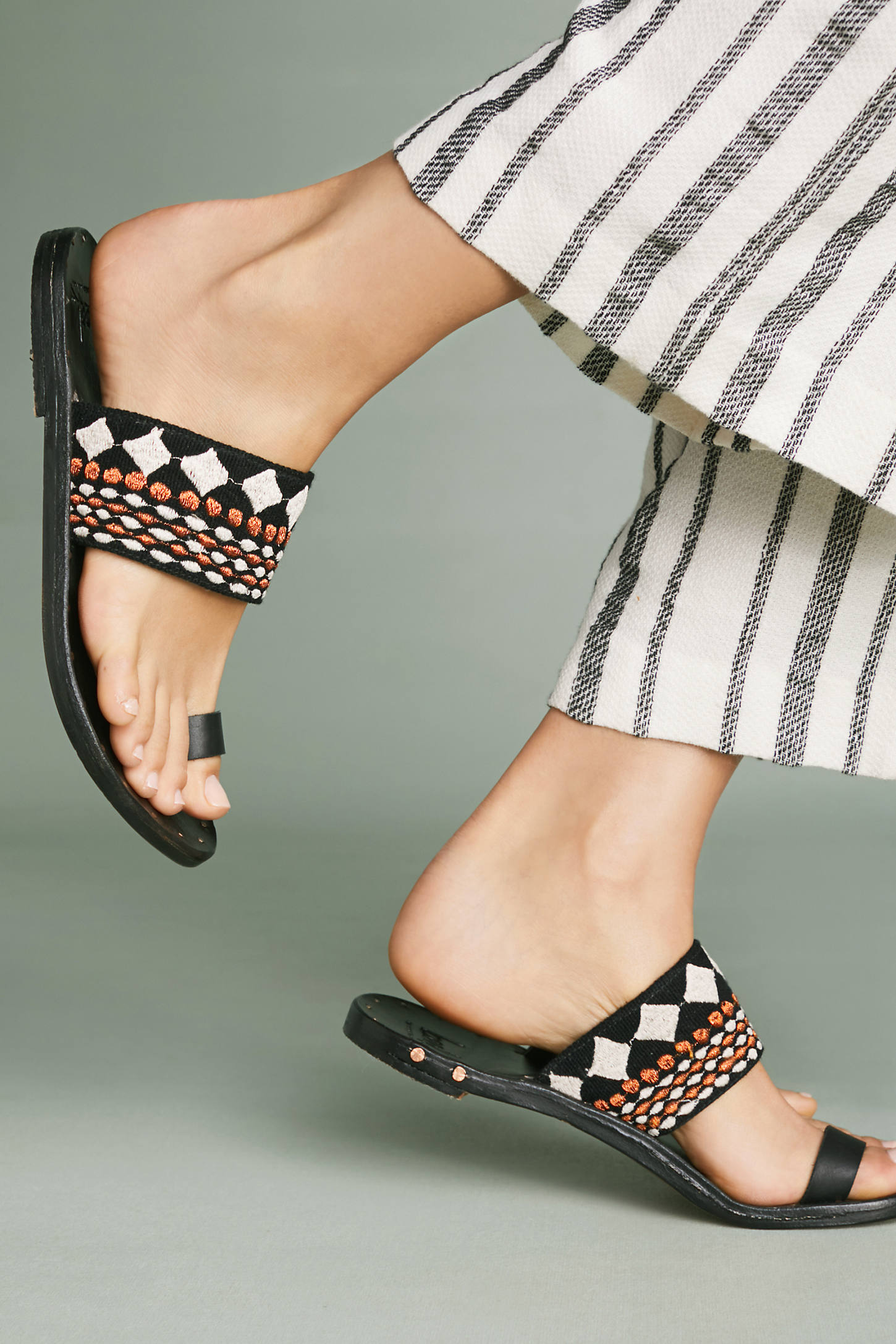 Beek Dove Slide Sandals