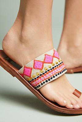 Beek Dove Slide Sandals