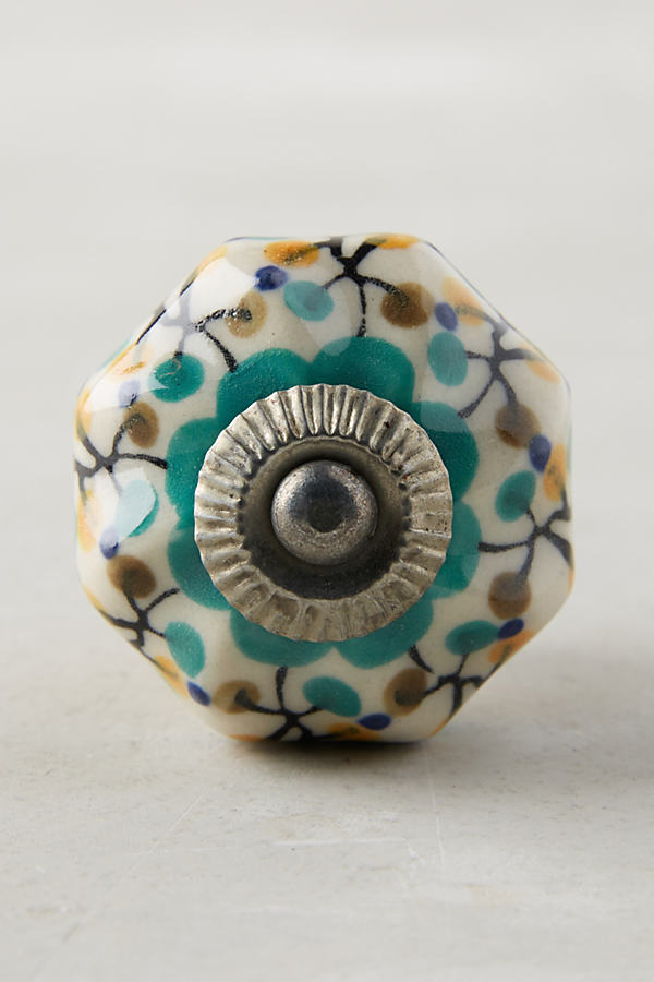Harlington Knauf - Turquoise