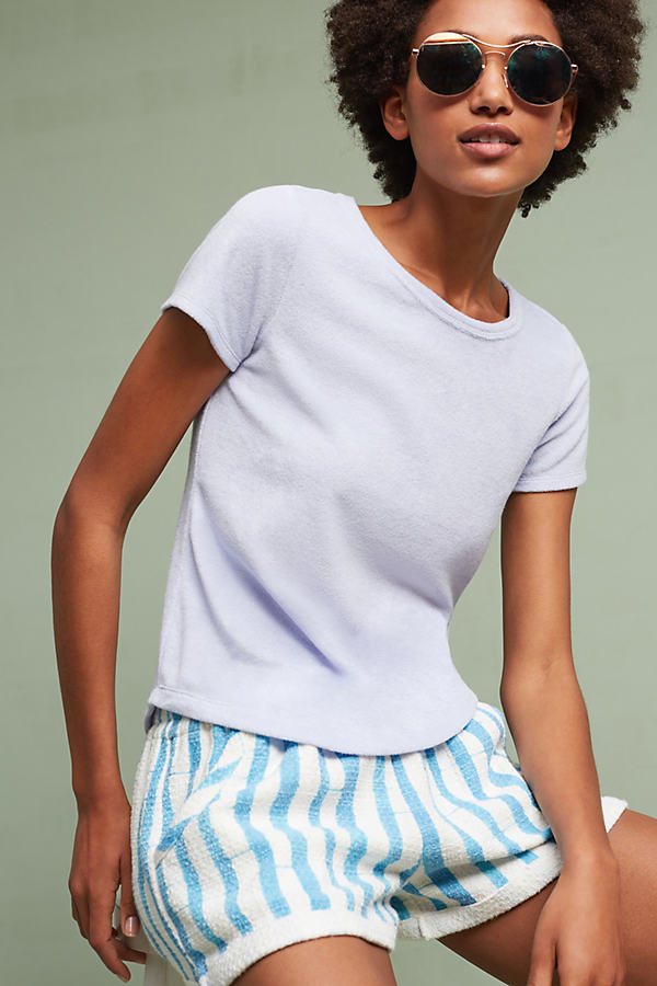 Clement Tee - Lavender, Size S