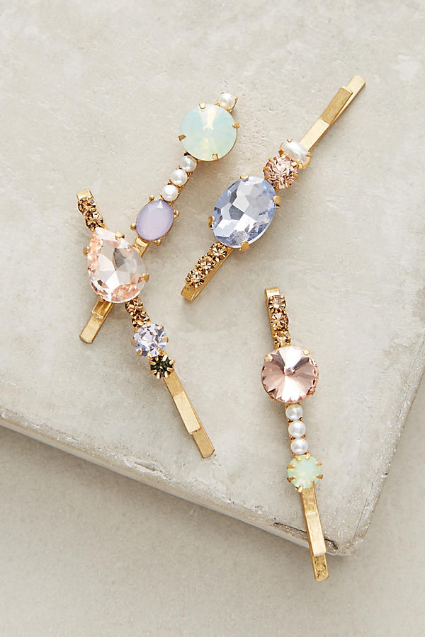 Pretty bobby pin set