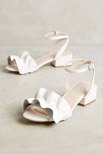 Shelly's London Denaira Block Heel Sandals
