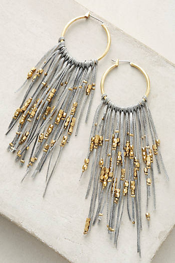 Lavina Hoop Earrings