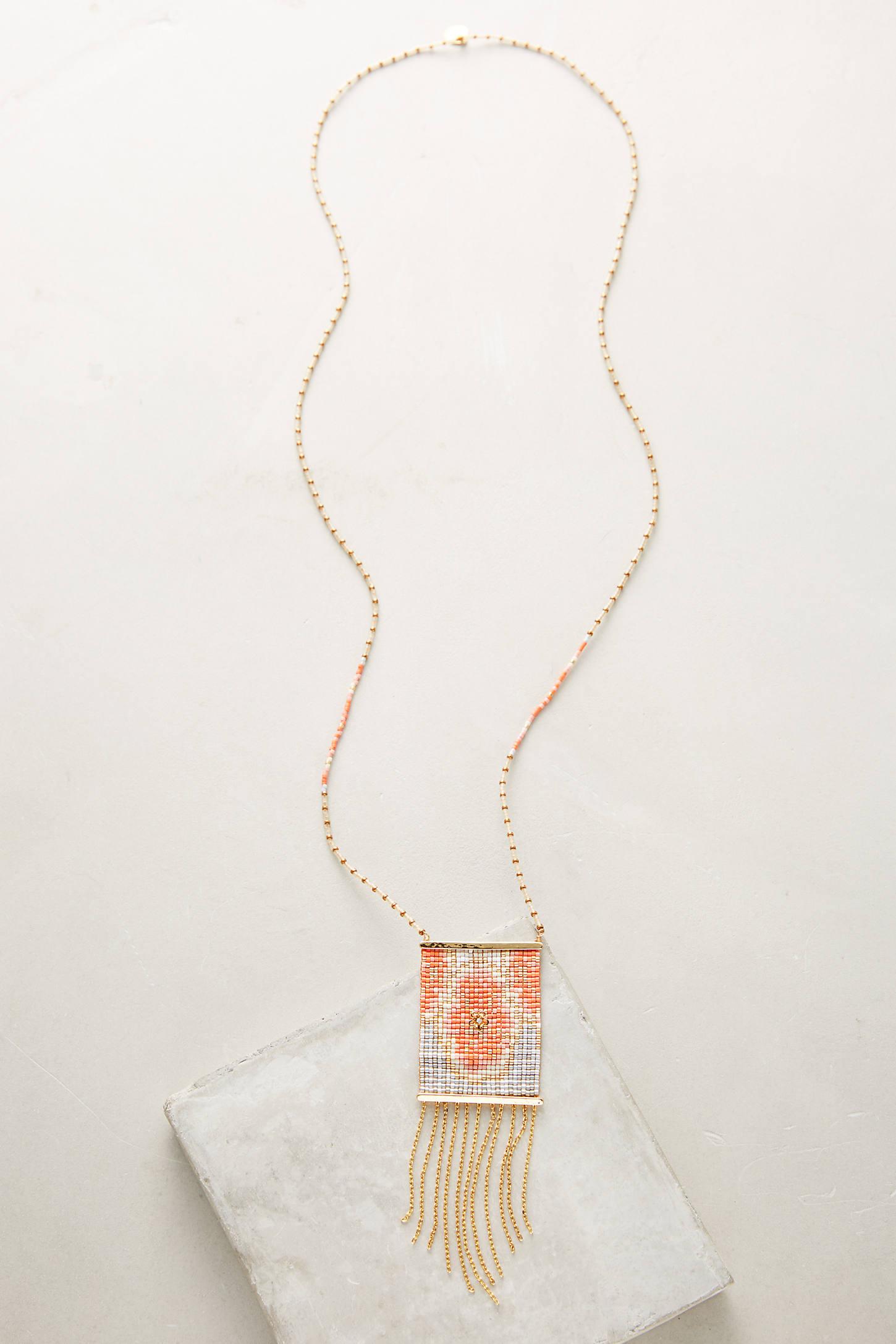 Zena Beaded Necklace