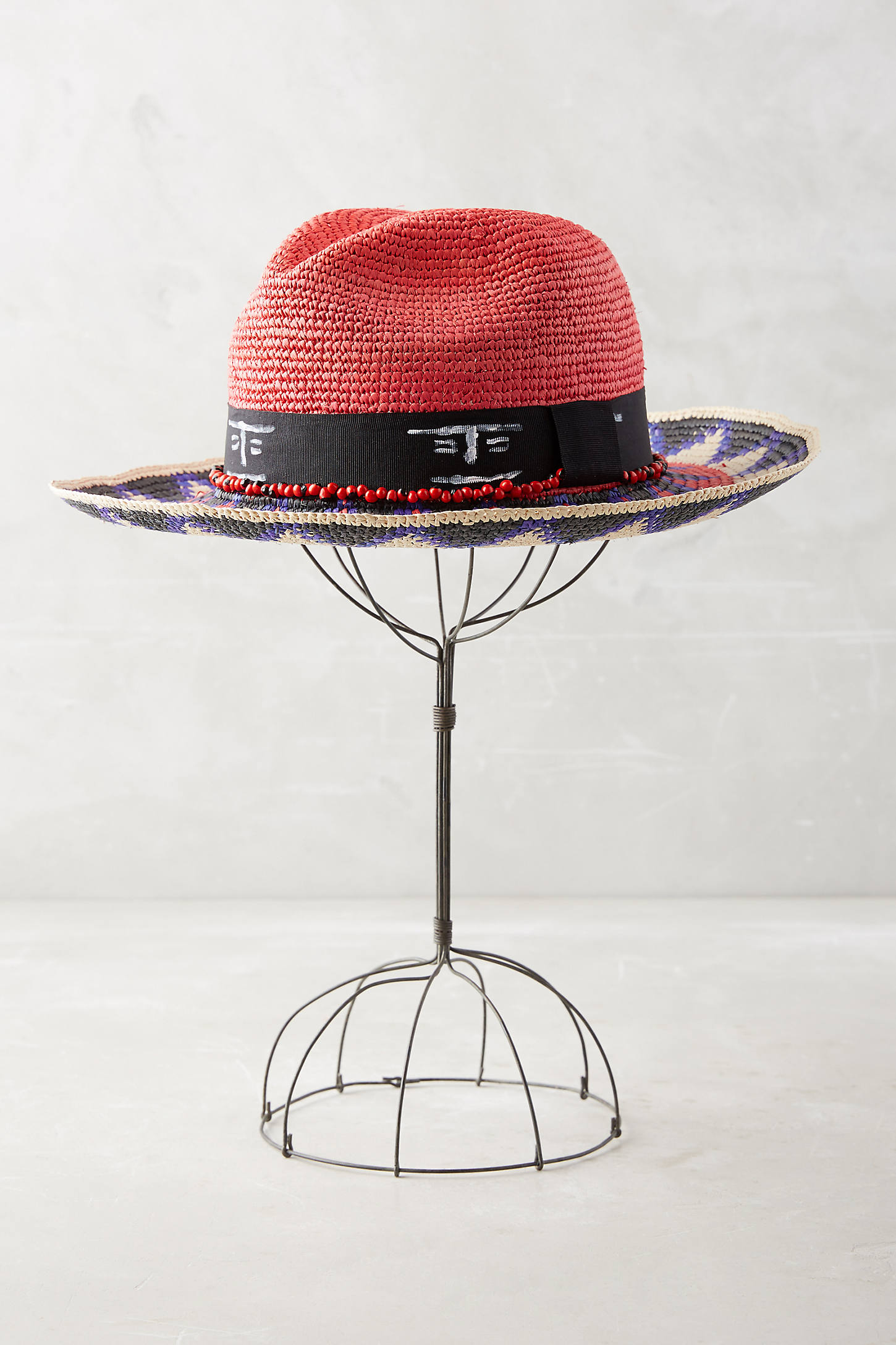 Manon Straw Hat