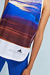 Thumbnail View 2: Adidas by Stella McCartney Nature Scene Tank