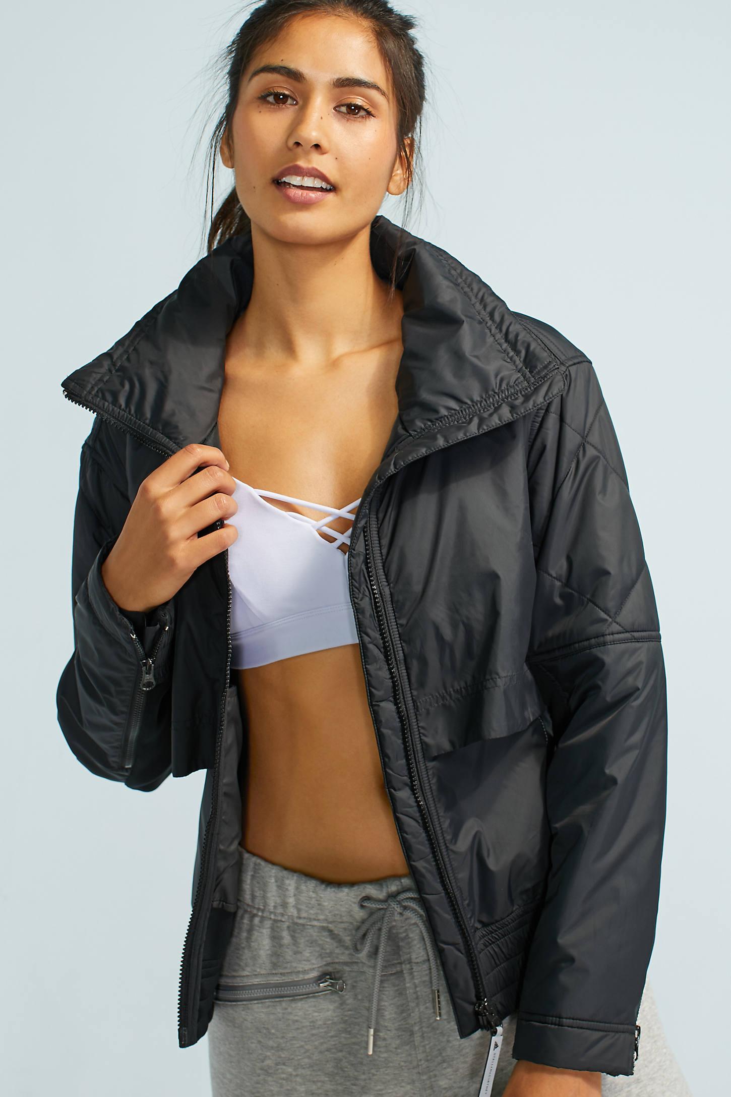Adidas by Stella McCartney Ess Hooded Slim Jacket