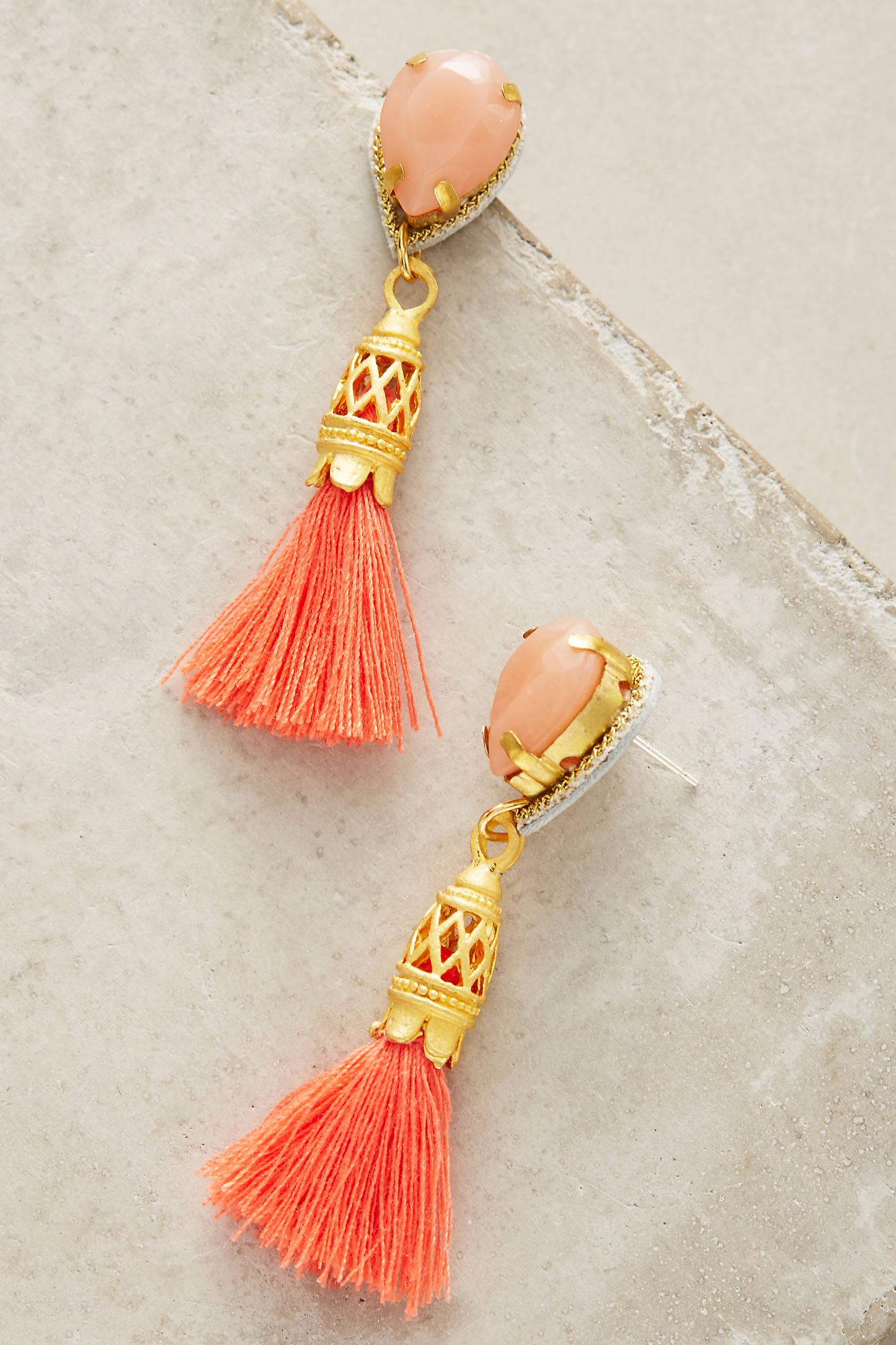 Petite Lisboa Teardop Earrings