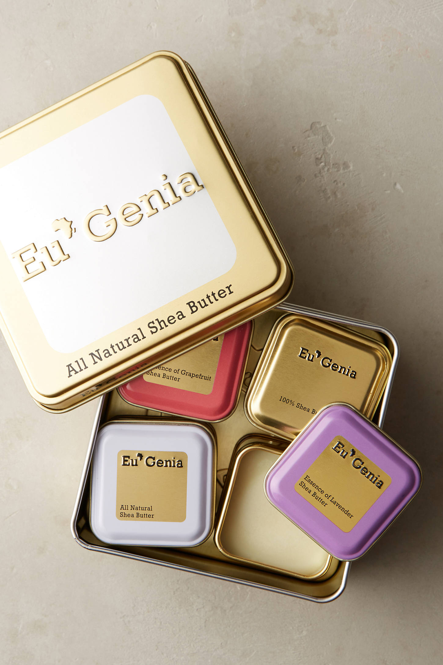 Eu'Genia Shea Everyday Gift Set