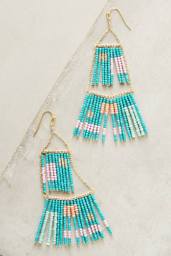 Lake Erie Chandelier Earrings