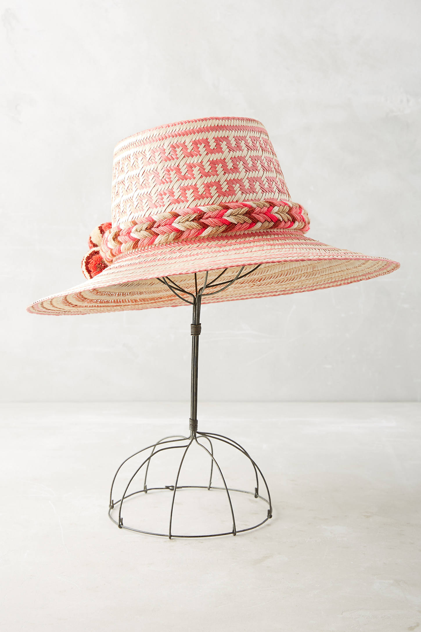 Strawberry Market Hat
