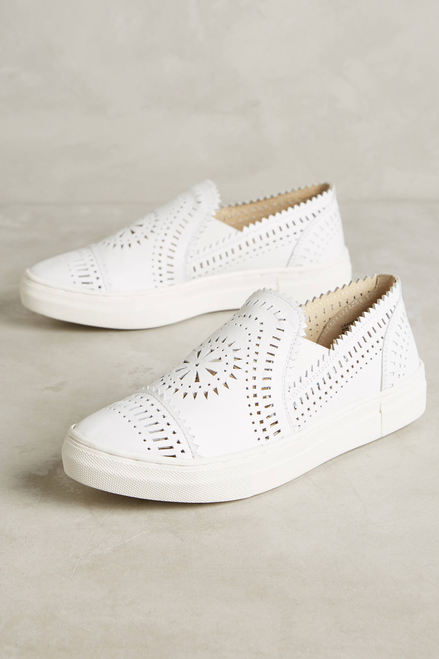 Seychelles So Nice Leather Sneakers