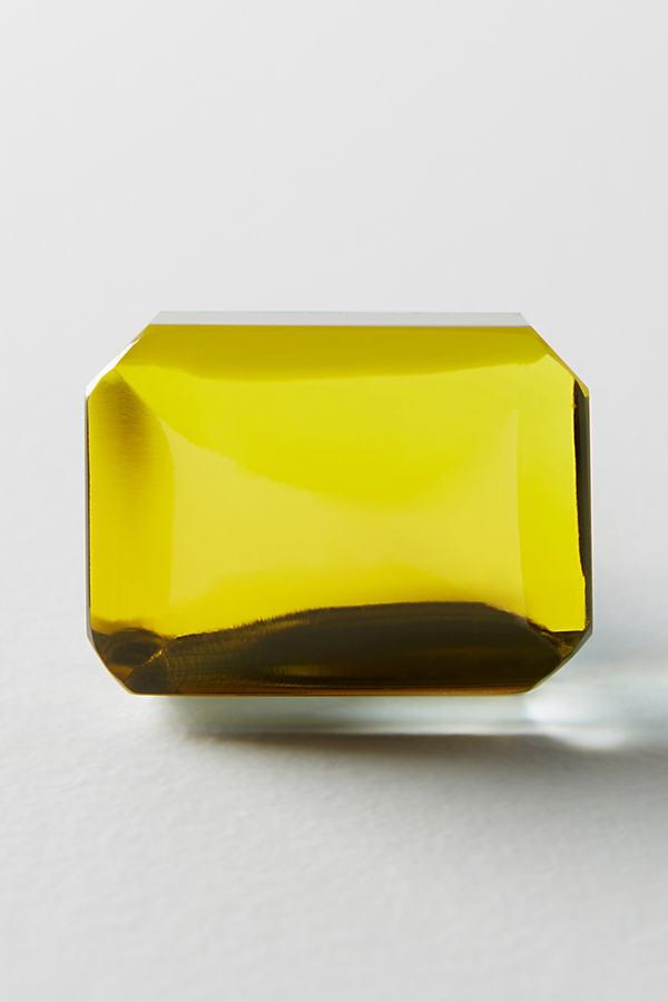 Century Knob - Yellow, Size Xs