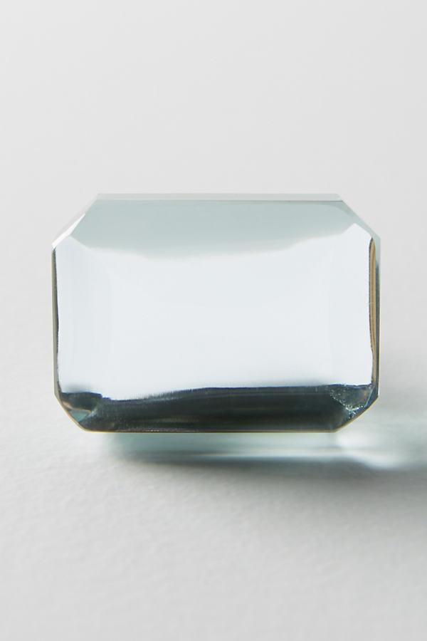 Century Knob - Clear, Size S