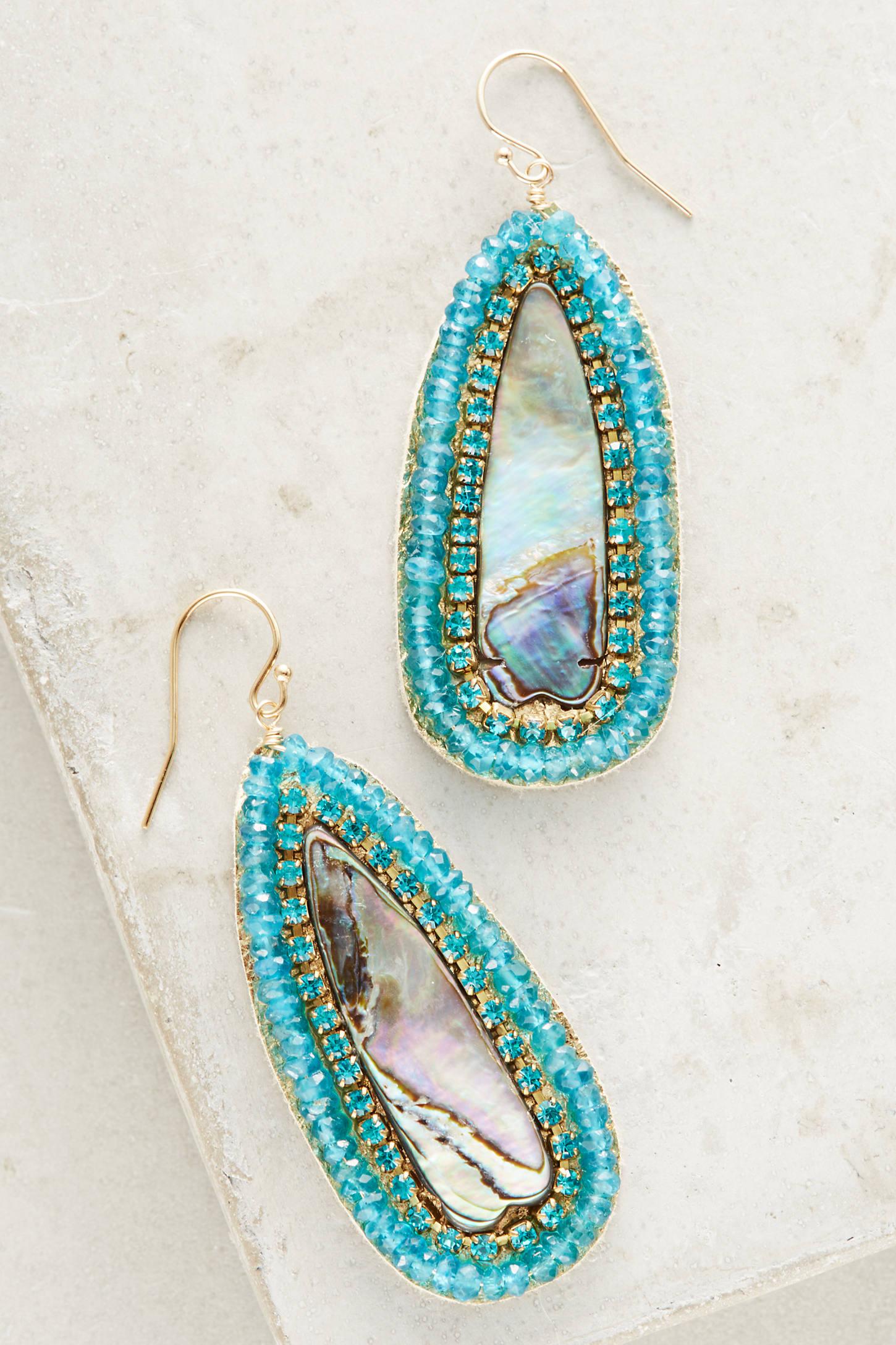Ines Drop Earrings