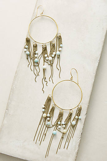 Azaela Hoop Earrings