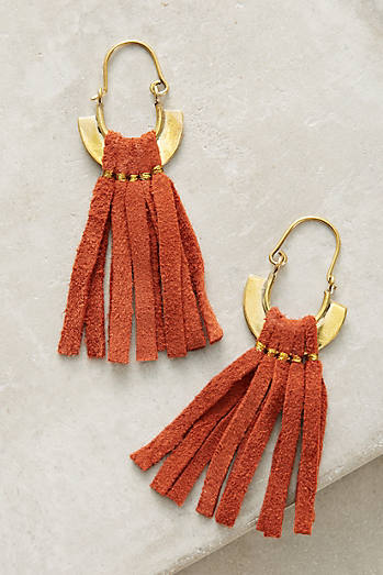 Dakota Fringe Earrings