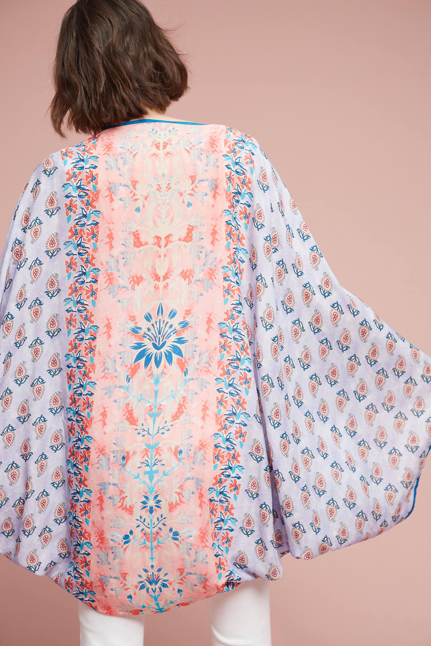 Coco Printed Kimono
