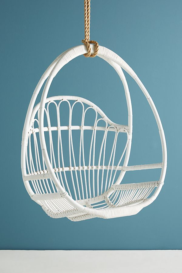 Slide View 1 Woven Hanging Chair