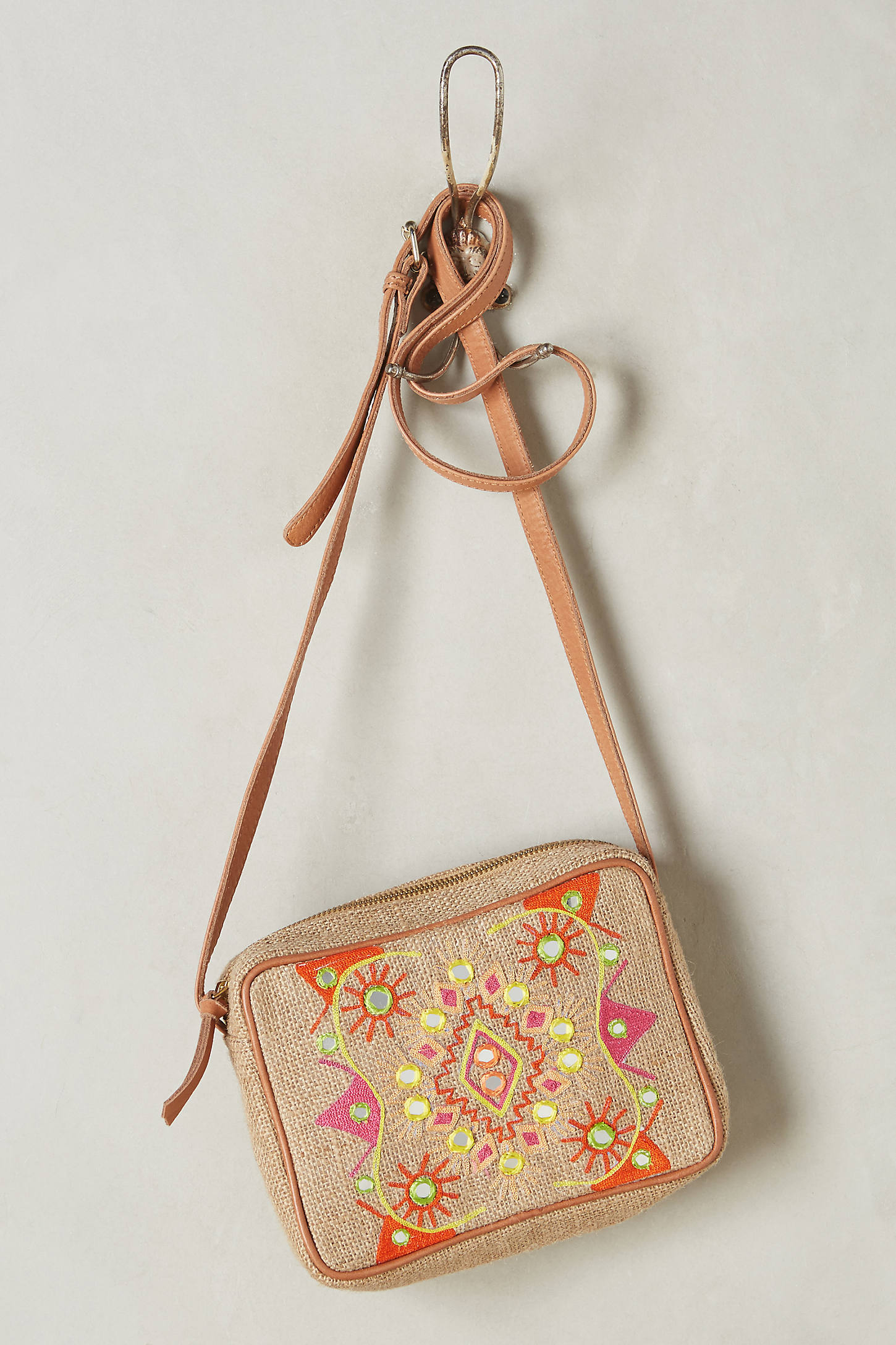Antik Batik Hudson Shoulder Bag
