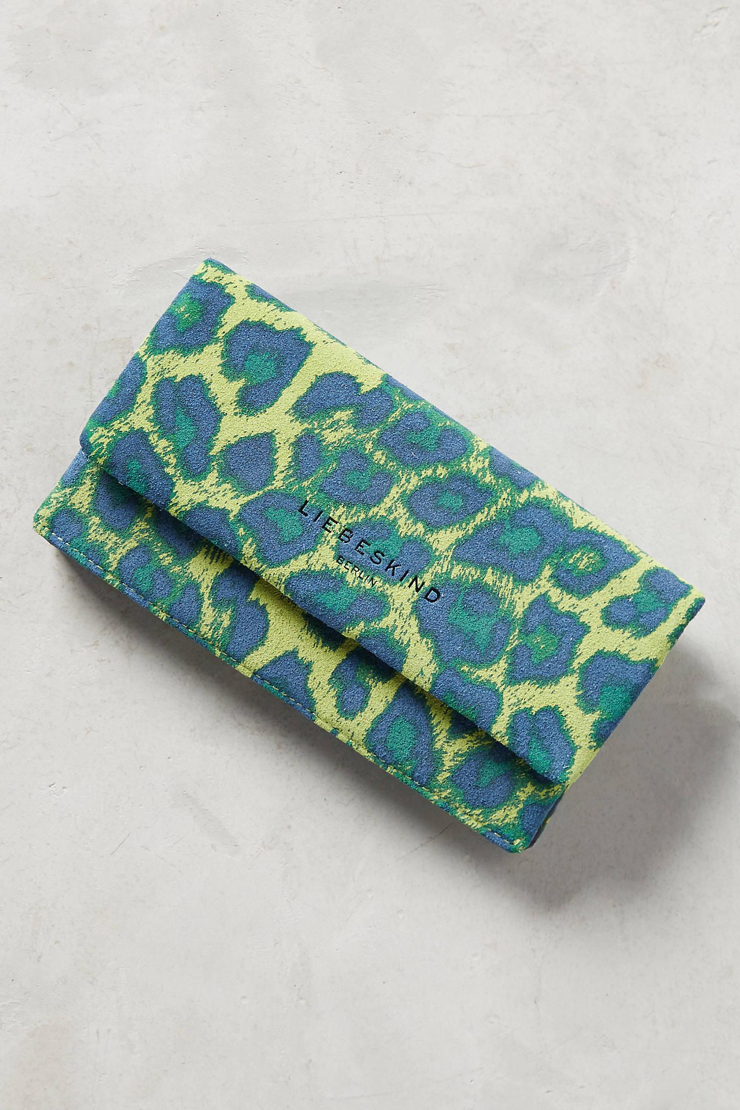 Cleo Leopard Wallet