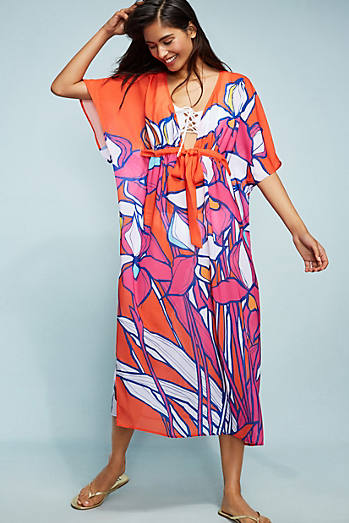 Allihop Square Caftan Cover-Up