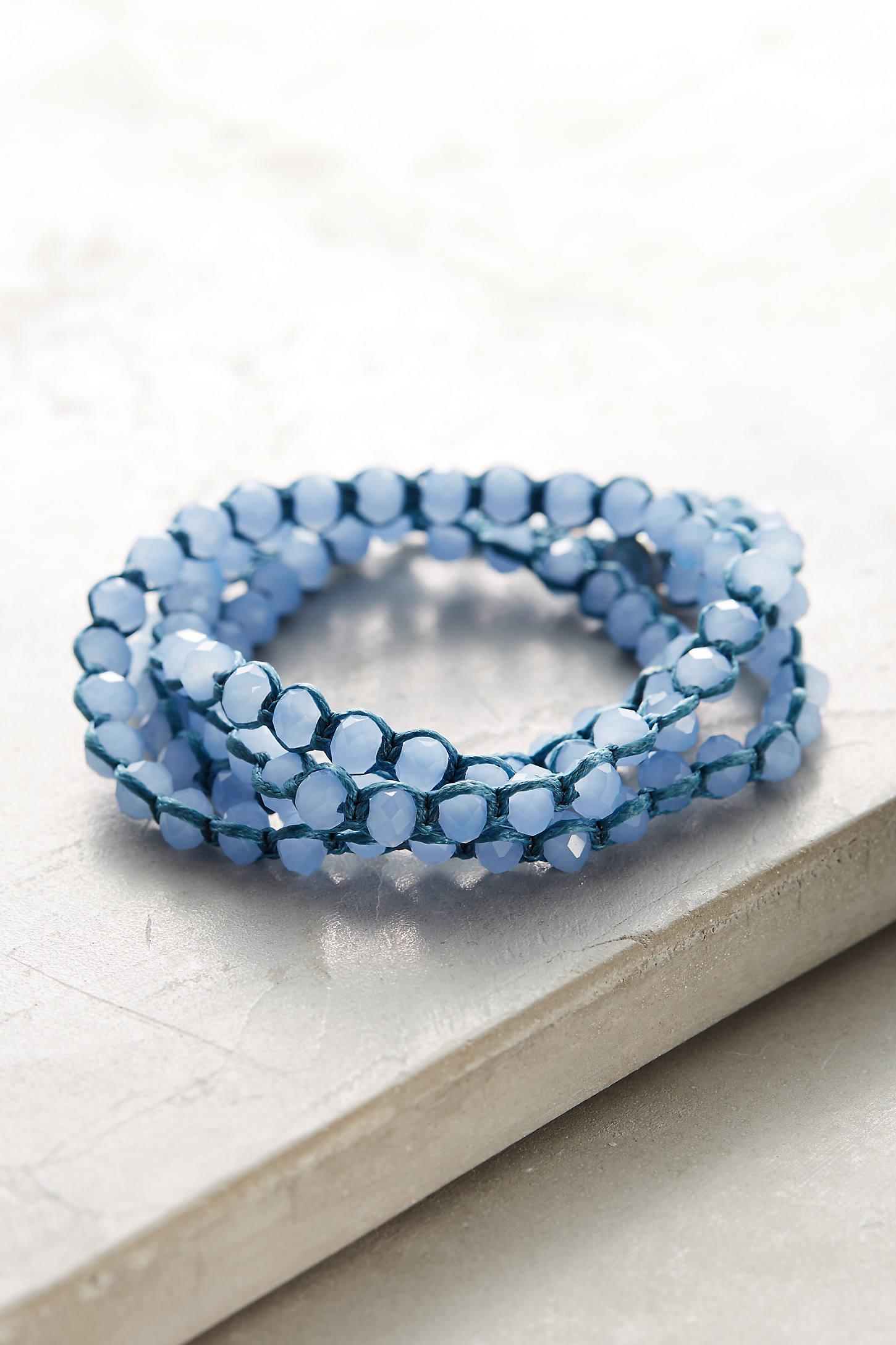 Orbital Wrap Bracelet