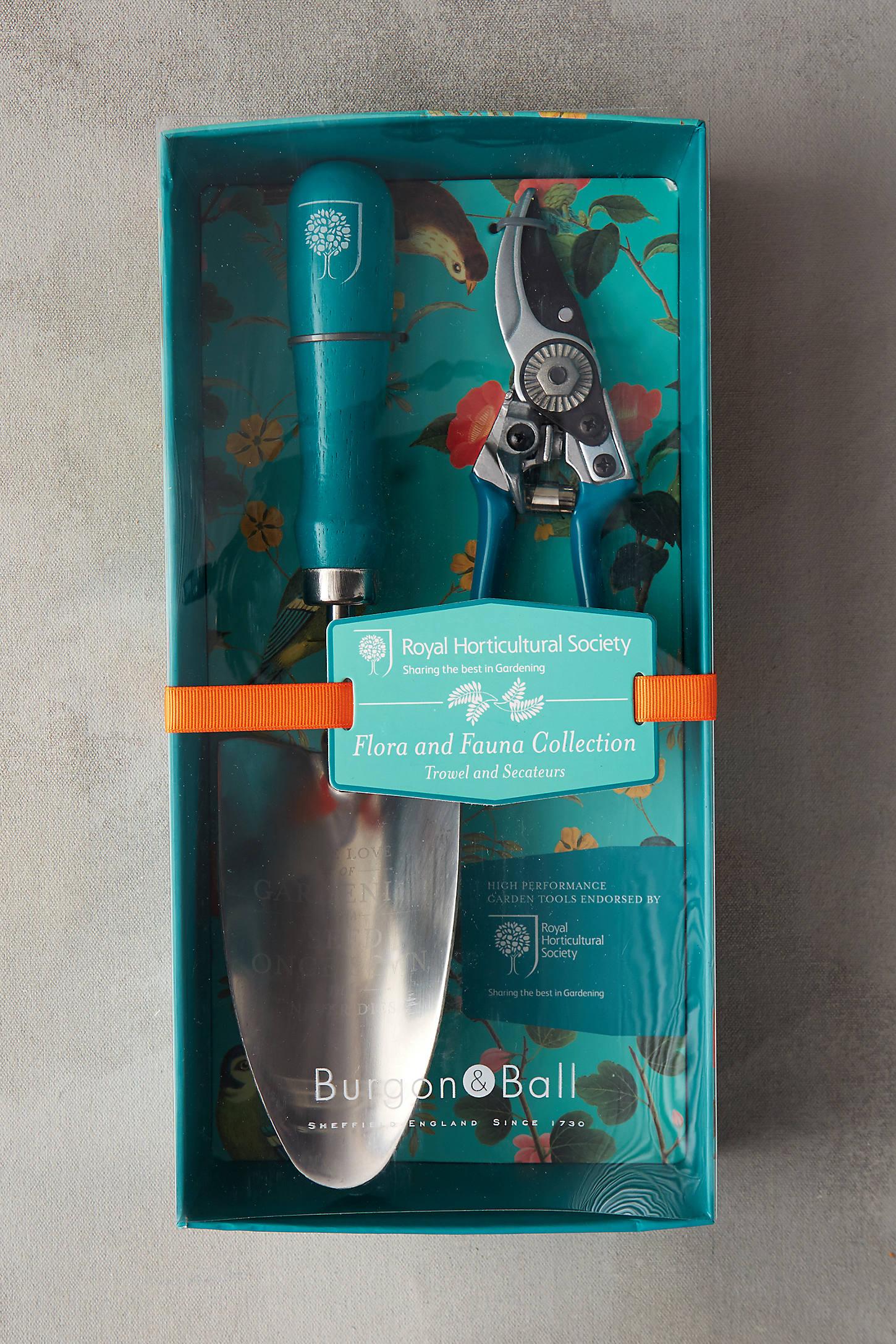 Burgon & Ball Trowel and Pruner Gift Set