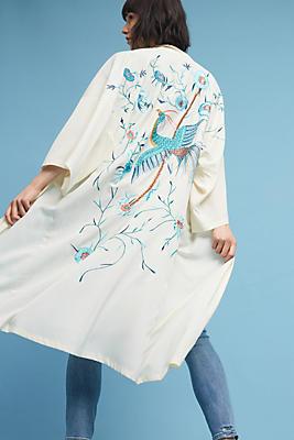 Slide View: 2: Bird of Paradise Kimono