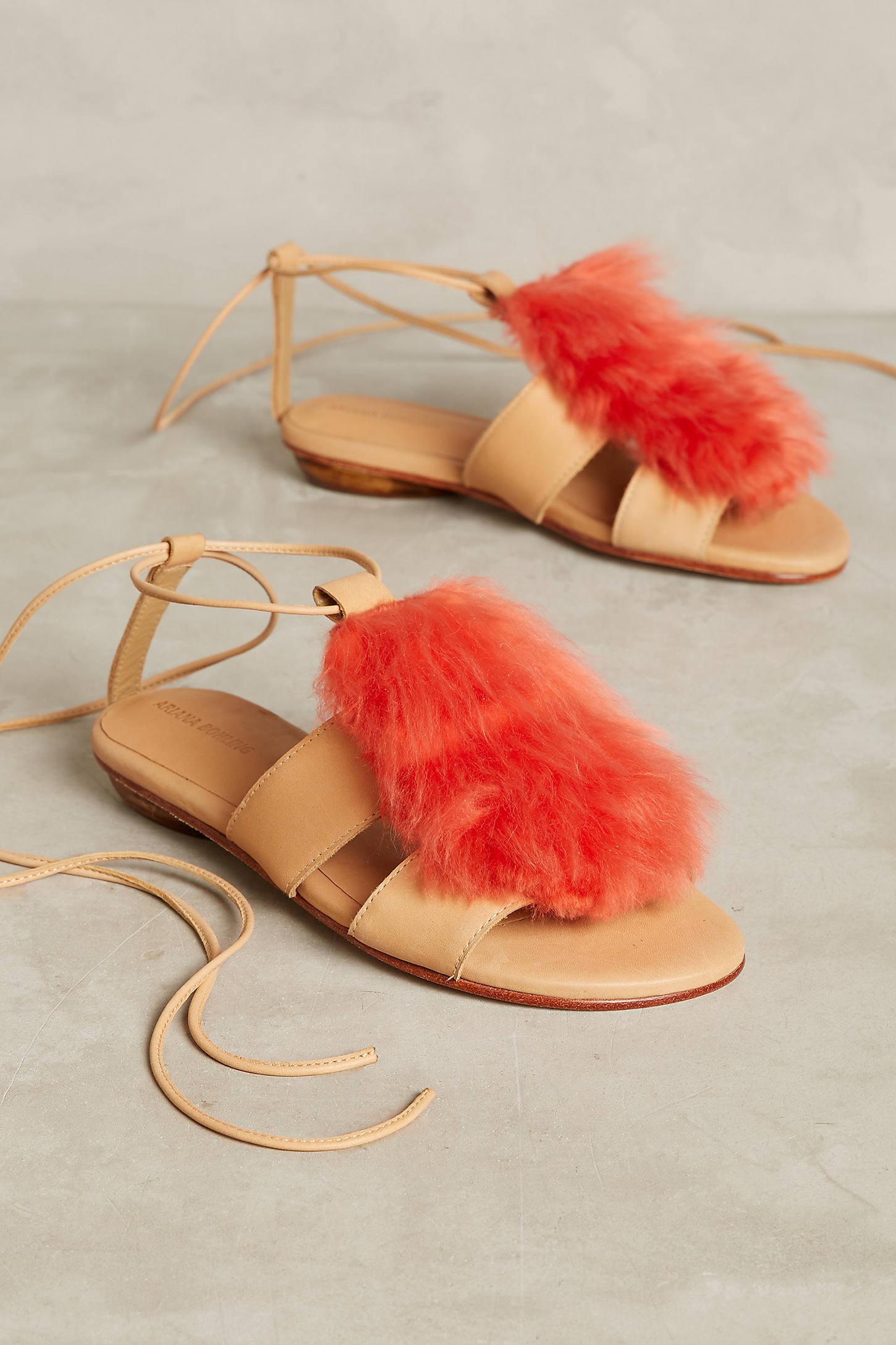 Ariana Bohling Pip Gladiator Sandals