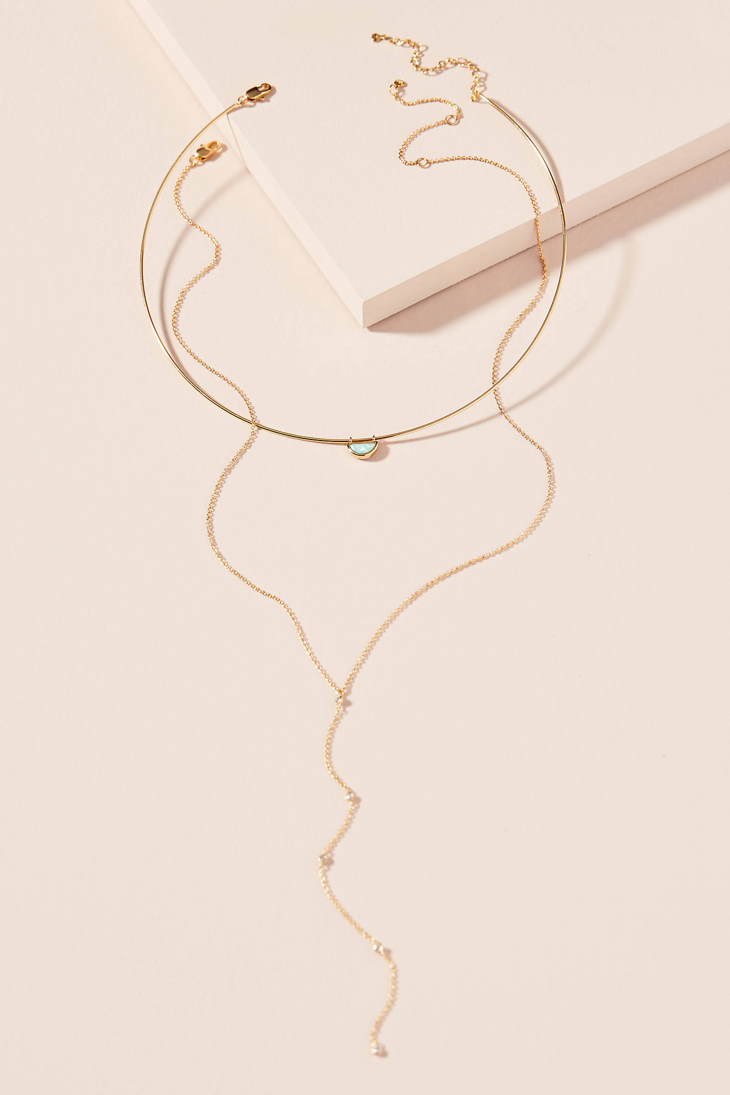 Carine Layered Necklace